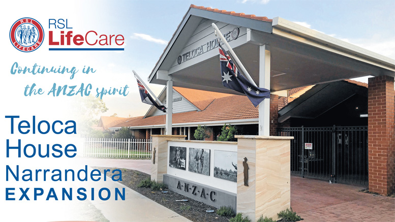 12142042 | RSL LifeCare - provide care and service to war veterans, retirement villages and accommodation, aged care services and assisted living