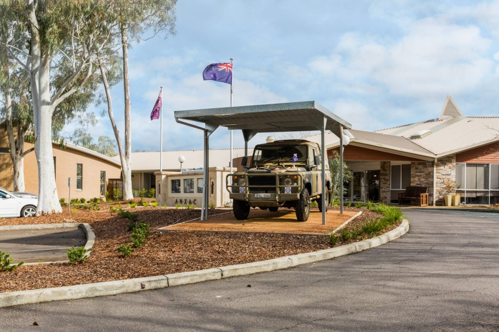26101652 | RSL LifeCare - provide care and service to war veterans, retirement villages and accommodation, aged care services and assisted living